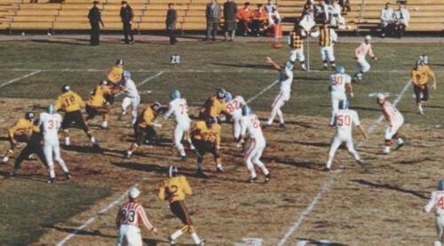 buy popular 21cbb 67ec5 Broncos Uniform History – 1960 to Present | Uni Watch