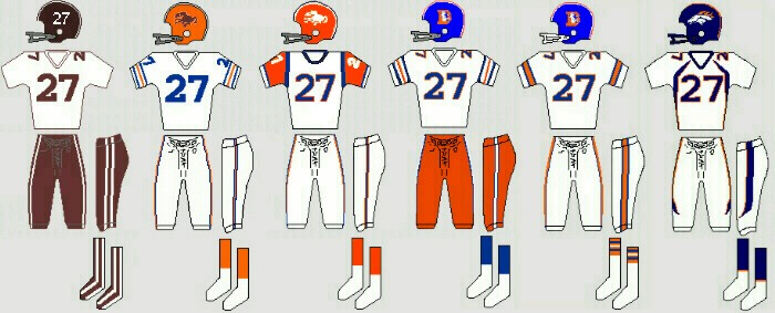 new arrival 58502 f9005 Endzone's Denver Broncos Game-Used News Archives